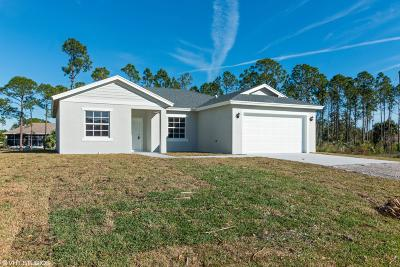 Loxahatchee Single Family Home For Sale: 17815 75th Place
