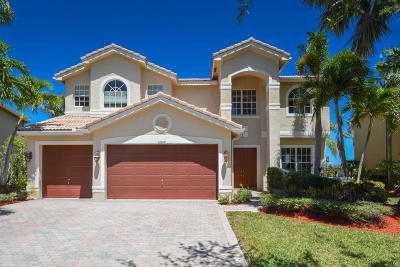 Boca Raton Single Family Home For Sale: 11849 Preservation Lane