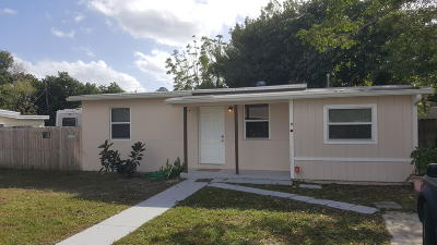 Pompano Beach Single Family Home For Sale: 1914 NE 48th Court
