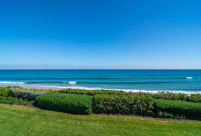 Palm Beach Condo For Sale: 3360 S Ocean Boulevard #3 C I