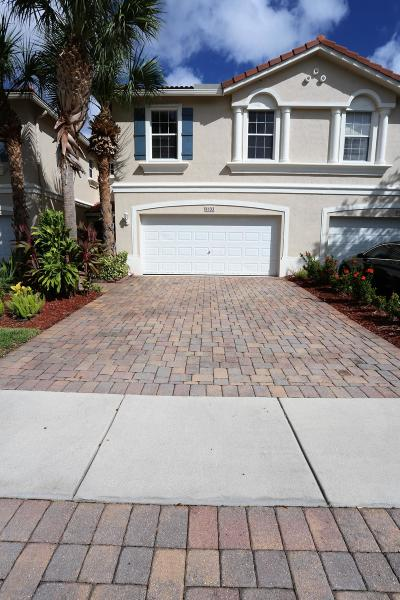 Greenacres Townhouse For Sale: 4503 Windmill Palm Way