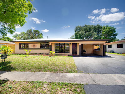 Fort Lauderdale Single Family Home For Sale: 333 Iowa Avenue