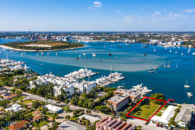 Singer Island Residential Lots & Land For Sale: 2323 Lake Drive