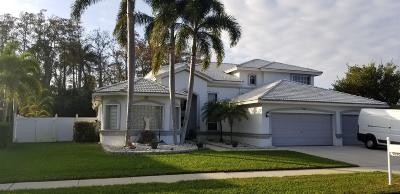 Lake Worth Single Family Home For Sale: 9080 Charlee Street