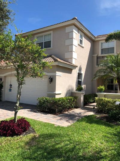 Palm Beach Gardens Single Family Home For Sale: 111 Isle Verde Way