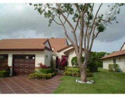 Delray Beach Condo For Sale: 6029 Kings Gate Circle #6029
