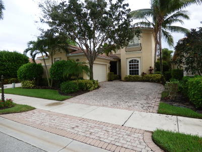 Palm Beach Gardens Single Family Home For Sale: 294 Porto Vecchio Way