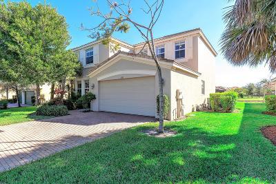 Royal Palm Beach Single Family Home For Sale: 2388 Bellarosa Circle