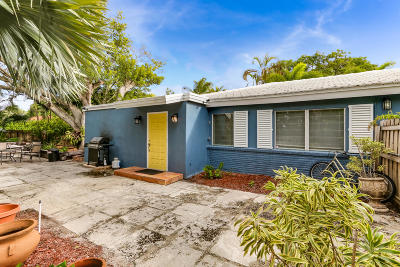 Northwood Single Family Home For Sale: 3316 Poinsettia Avenue
