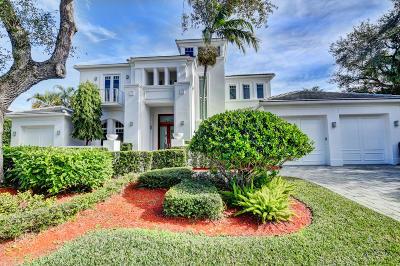 Delray Beach Single Family Home For Sale: 4229 Live Oak Boulevard