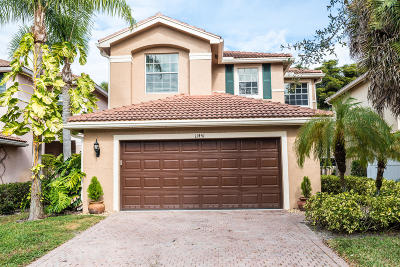 Royal Palm Beach Single Family Home For Sale: 11451 Blue Violet Lane