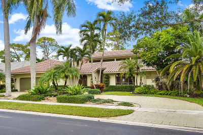 Boca Raton Single Family Home For Sale: 2251 NW 59th Street