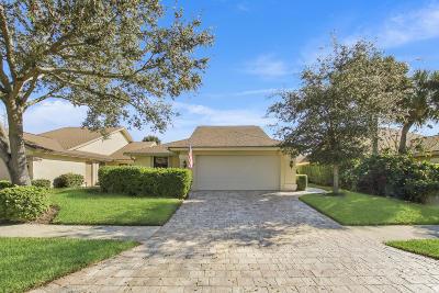 Jupiter Single Family Home For Sale: 141 Ocean Pines Terrace