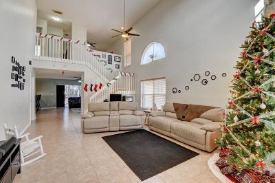Boynton Beach Single Family Home Contingent: 1108 Rialto Drive