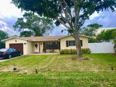 Boca Villas, Boca Villas ''golden Triangle'', Boca Villas Heights, Boca Villas Sec B, Boca Villas Sec C Single Family Home For Sale