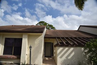 Lake Worth Single Family Home For Sale: 3614 English Road #C