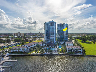 North Palm Beach Condo Contingent: 1 Water Club Way #1203
