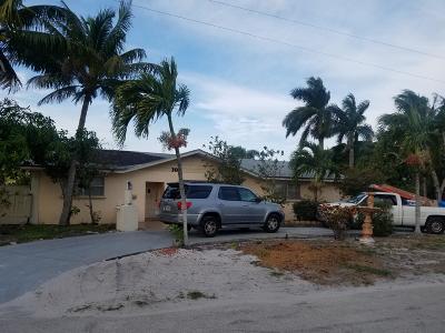 Boynton Beach Single Family Home For Sale: 301 SW 13th Avenue