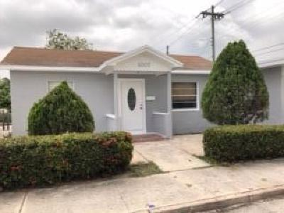 Lake Worth Single Family Home For Sale: 1007 4th Avenue