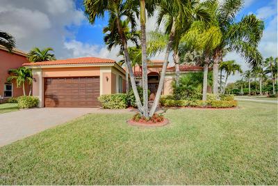 Royal Palm Beach Single Family Home Contingent: 101 Tuscany Drive