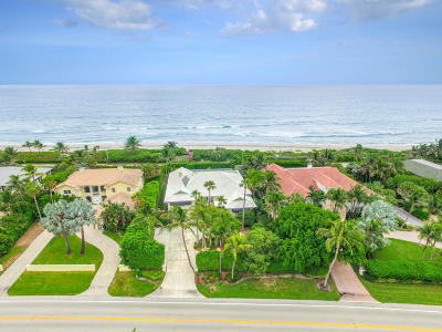 Broward County, Palm Beach County Rental For Rent: 5929 Ocean Boulevard