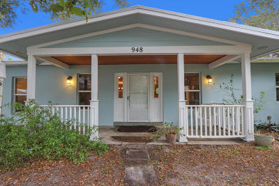 Jensen Beach Single Family Home Contingent: 948 NE Kubin Avenue