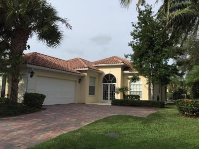 Palm Beach Gardens Single Family Home For Sale: 1400 James Bay Road