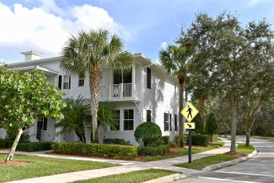 Jupiter Townhouse Contingent: 1486 S Jeaga Drive