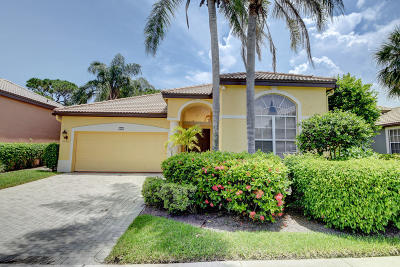 Boca Raton Single Family Home For Sale: 3320 NW 53rd Circle