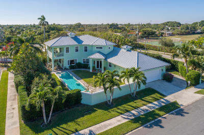 West Palm Beach Single Family Home For Sale: 268 Worth Court