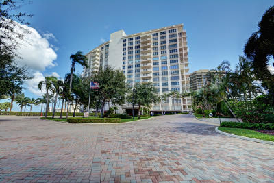 Boca Raton Condo For Sale: 875 E Camino Real #9c