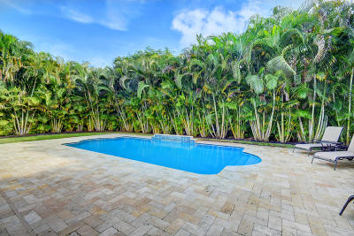 Delray Beach Single Family Home For Sale: 1401 Swinton Avenue