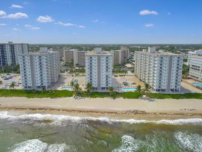 Highland Beach Rental For Rent: 3221 S Ocean Boulevard #204