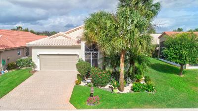 Boynton Beach Single Family Home For Sale: 6975 Lismore Avenue