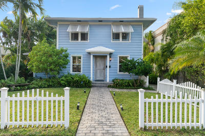 West Palm Beach Single Family Home For Sale: 1711 Georgia Avenue