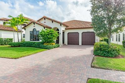Lake Worth Single Family Home For Sale: 6394 Vireo Court