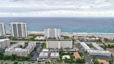 Boca Raton Condo For Sale: 3051 S Ocean Boulevard #6060