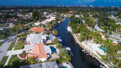 Deerfield Beach Single Family Home For Sale: 1208 SE 10 Terrace