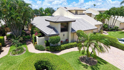 Boca Raton Single Family Home For Sale: 19497 Planters Point Drive