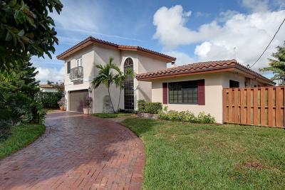 Pompano Beach Single Family Home For Sale: 2325 SE 10th Court