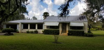 Fort Pierce Single Family Home Contingent: 4909 Magnolia Avenue
