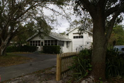 Delray Beach Single Family Home For Sale: 119 Swinton Avenue