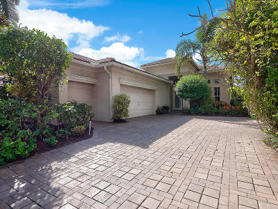 Palm Beach Gardens Single Family Home For Sale: 112 Orchid Cay Drive