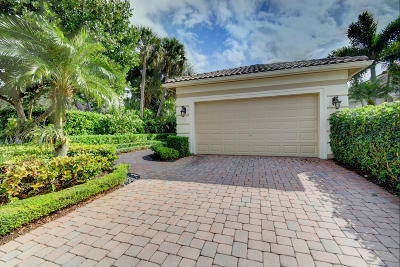 Delray Beach Single Family Home For Sale: 7716 Montecito Place