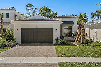 Palm Beach Gardens Single Family Home For Sale: 5606 Delacroix Terrace