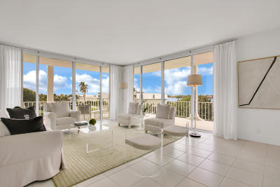 Palm Beach Condo Pending: 2155 Ibis Isle Road #9