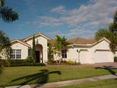 Jupiter Single Family Home For Sale: 112 Steeple Circle