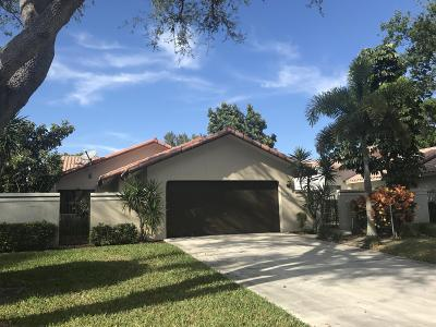 Delray Beach Single Family Home For Sale: 2155 NW 18th Street