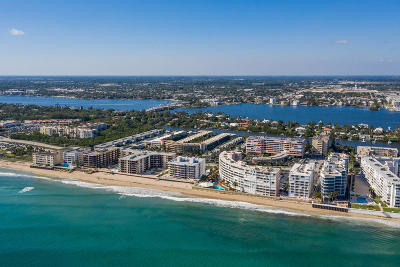 Palm Beach Condo For Sale: 3601 S Ocean Boulevard #107
