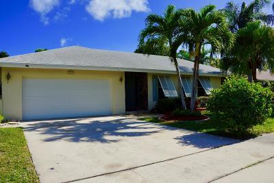 Boynton Beach Single Family Home For Sale: 2512 SW 5th Street